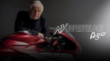 """Moto - News: Giacomo Agostini torna in pista a Misano sulla """"sua"""" MV Agusta"""