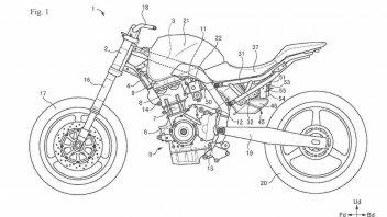 Moto - News: Suzuki punta sulle medie con un motore 700 cc da 120 CV