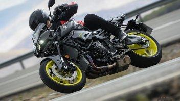 Moto - News: Yamaha MT-10: euro 5 e ritorno programmato per il 2022