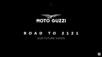 Moto - News: Moto Guzzi: altri 100 di questi anni!