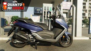 Moto - Test: QUANTO MI COSTA – Sym MaxSym 400 2021