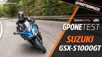 Moto - Test: Prova video Suzuki GSX-S1000GT 2021 – l'anti Kawasaki Ninja 1000 SX