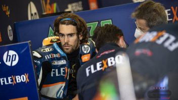 Moto2: Manzi suspended from FP1 and FP2 in Austin for racing in Supersport