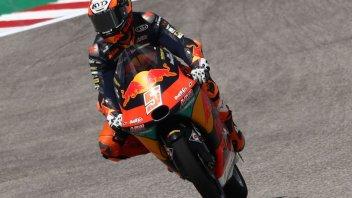 Moto3: Austin: Masia precede Nepa, Foggia e Antonelli nella FP3, 11° Acosta