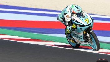 Moto3: Rimonta e vittoria di Foggia a Misano, Acosta 3° e nervoso sul podio