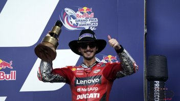 """MotoGP: Bagnaia: """"I know where I lost the title and it wasn't at Austin"""""""