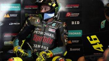 """MotoGP: Rossi: """"Era da tempo che non vedevo guidare la Ducati come fa Bagnaia"""""""