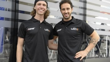MotoGP: WithU Yamaha RNF team takes shape with riders Darryn Binder and Dovizioso