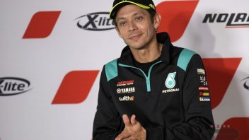 """MotoGP: Rossi: """"The 500s have remained in my heart, but the world goes on"""""""