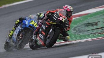 """MotoGP: A.Espargarò: """"Non cerco scuse, oggi non sono stato abbastanza veloce"""""""