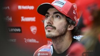 MotoGP: A frustrated but happyBagnaia admits the world title has always been in Quartararo's hands