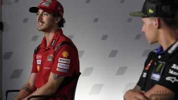 """MotoGP: Bagnaia: """"Yamaha and Ducati strong in Austin, but Marquez is even more so"""""""