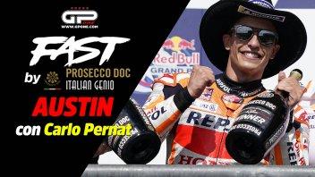 """MotoGP: Fast By Prosecco Austin, Pernat: """"Hanno vinto sia Marquez che Quartararo"""""""