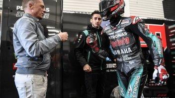 """MotoGP: Il manager di Quartararo: """"Tutto aperto per il 2023, già due offerte"""""""