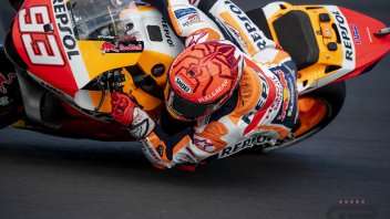 MotoGP: Marquez continua il rodeo: sua la FP2 ad Austin, Miller 2°, Bagnaia 6°
