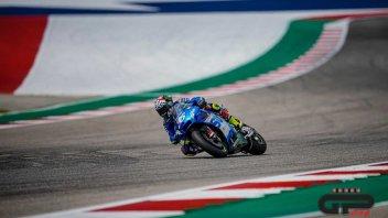 """MotoGP: Mir e Rins in coro: """"ad Austin la Suzuki funziona, ma sarà una gara dura"""""""