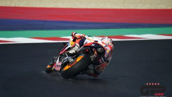 MotoGP: Misano 2, riding in the rain
