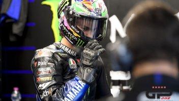 """MotoGP: Morbidelli: """"Non sono ancora pronto per finire un GP"""""""