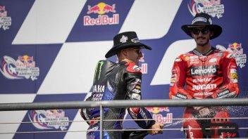 "MotoGP: La Yamaha lotta per la 'triple crown', Jarvis: ""Quartararo è veloce e felice"""