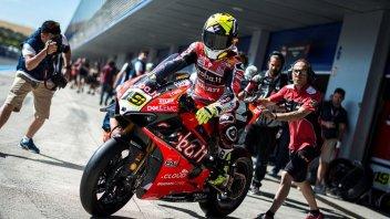 SBK: Bautista-Ducati: il primo test previsto a Jerez il 24-25 novembre