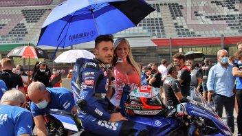 "SBK: Canepa: ""Toprak has the same control of the bike as Marquez"""