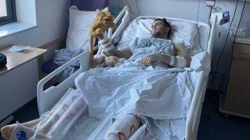 SBK: Aiutiamo Cedric Bloch a riprendersi dopo l'incidente di Snetterton