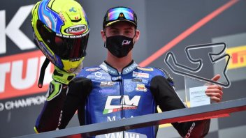 SBK: Luca Bernardi si avvicina alla Ducati di Barni in Superbike