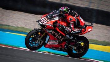 SBK: Redding vede Rosso: è pole Ducati a San Juan, 2° Toprak, 3° Bassani