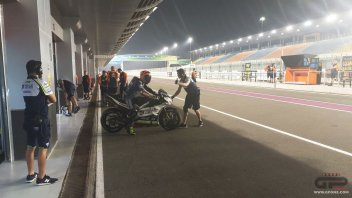 Out of the dark, into the light: MotoGP baptizes Losail 2 and emerges from uncertainty