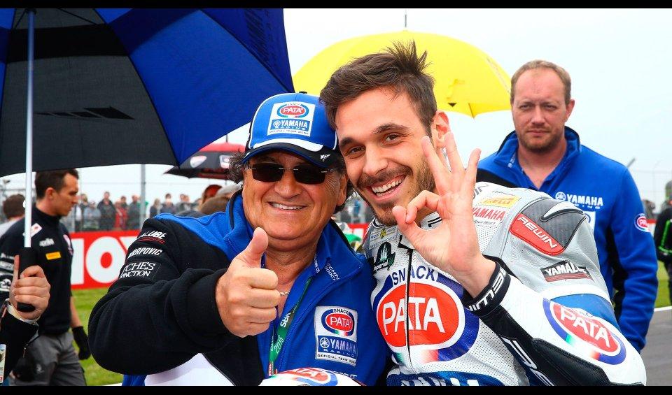 """Gran finale del Mondiale Endurance nel weekend, col ligure che pensa al futuro: """"Spero la SBK con Yamaha in un team satellite"""""""