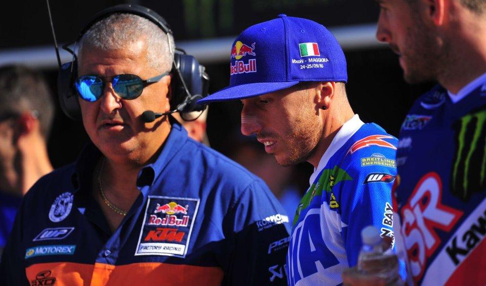 """Gli acciacchi fermano il siciliano a Maggiora, ma la stagione non è finita: """"Sono pronto per sfidare Rossi al Monza Rally Show"""""""