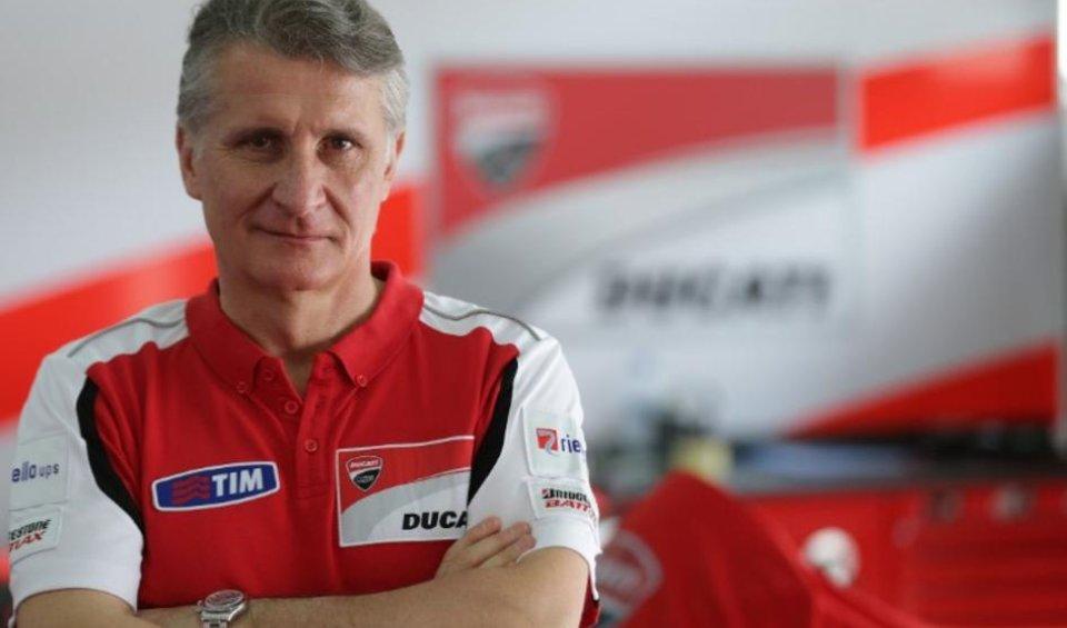 """Il direttore sportivo della Rossa: """"Abbiamo dedicato molto tempo in Galleria del Vento,più di quanto se le ali fossero rimaste"""""""