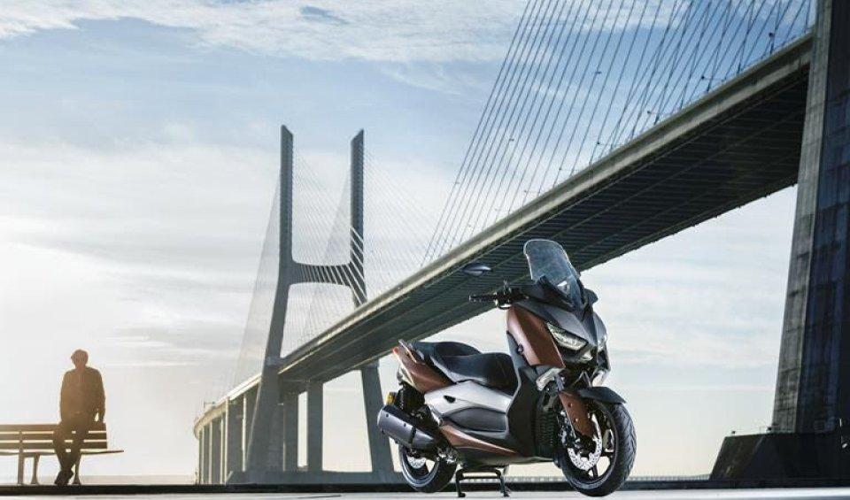 News Prodotto: Yamaha svelato il prezzo del nuovo X-MAX 300