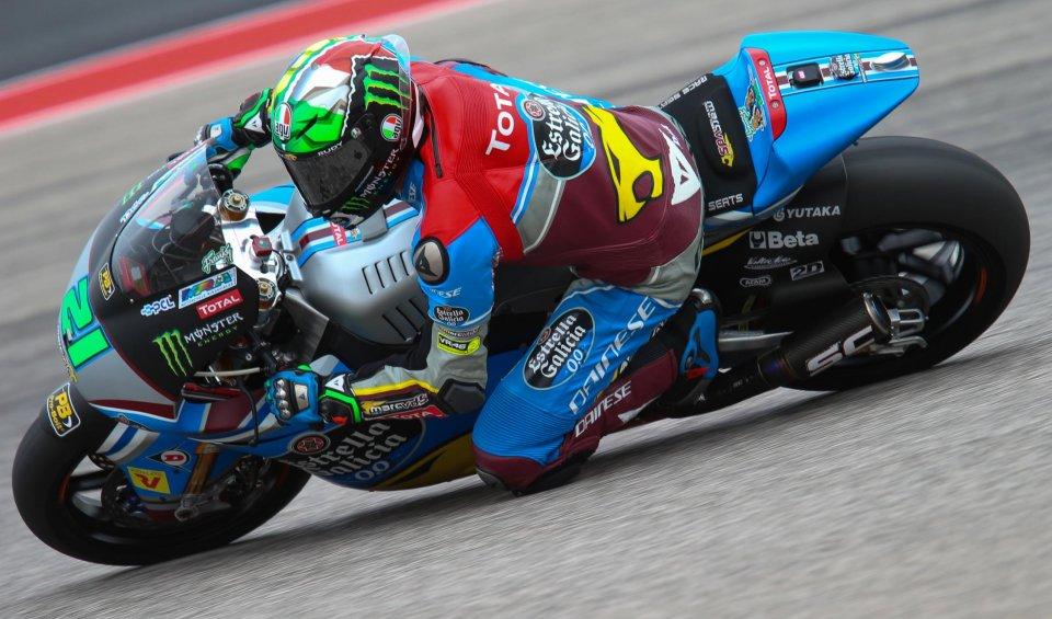 Moto2: Morbidelli does the deed: third consecutive win at Austin