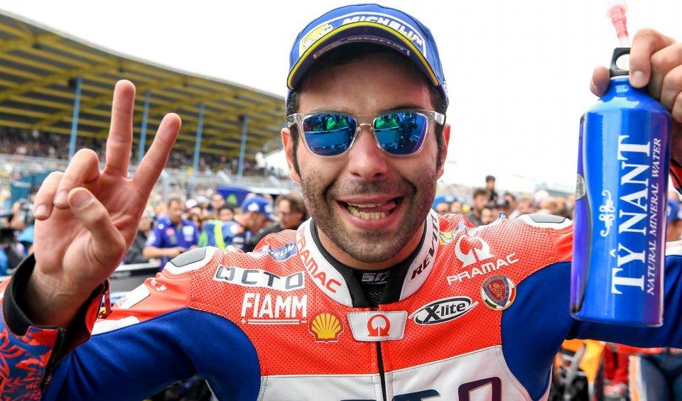 MotoGP: Petrucci: most entertaining rival? Crutchlow