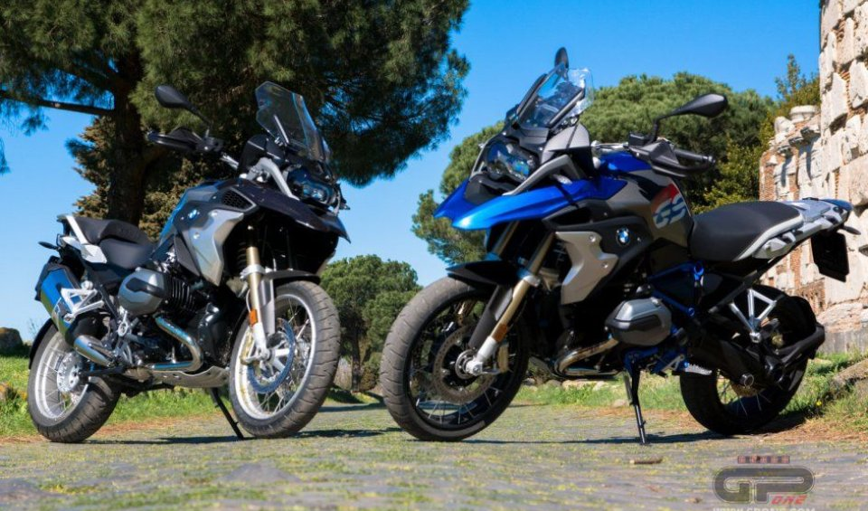 News Prodotto: BMW: maxi richiamo in arrivo per la R 1200 GS