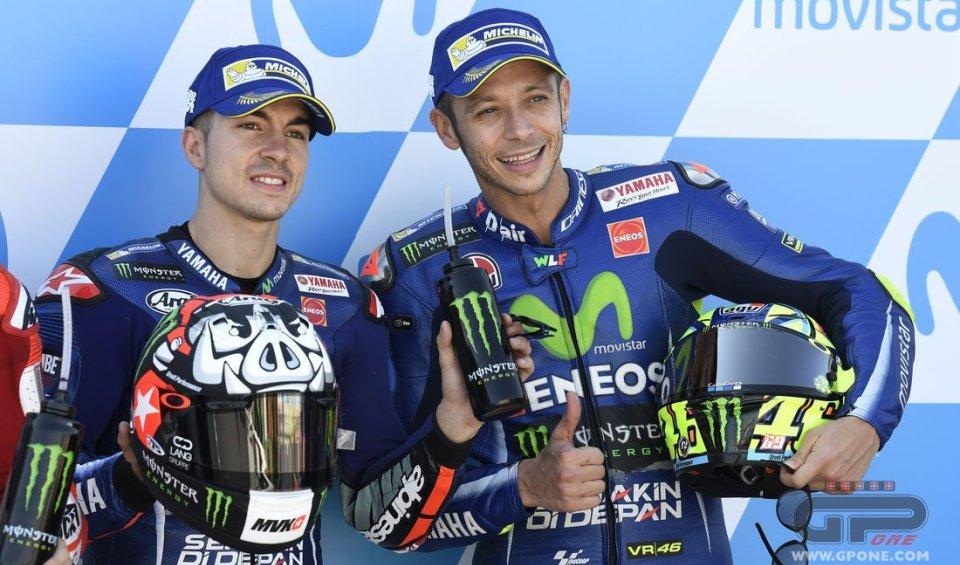 MotoGP: Vinales: domani cercherò la fuga per vincere