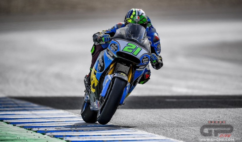 MotoGP: Morbidelli: one step forward for me, another for the bike