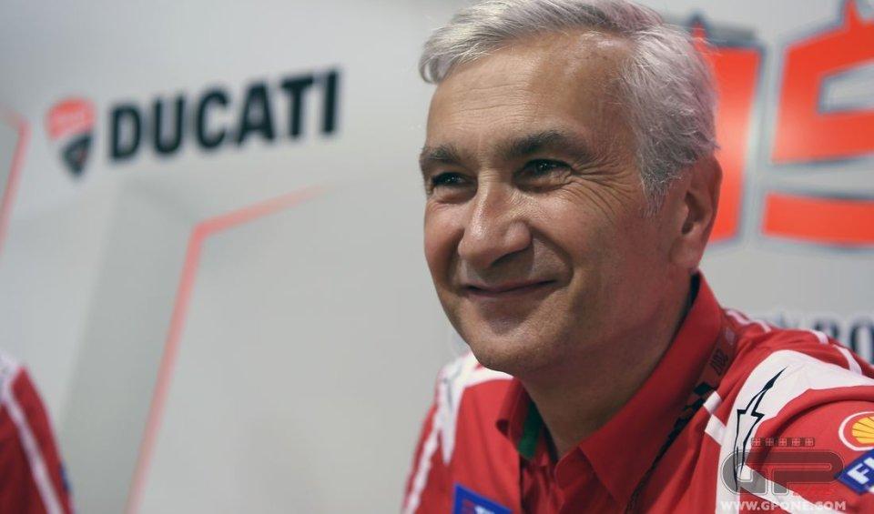 MotoGP: Tardozzi: the record? more important that riders are happy