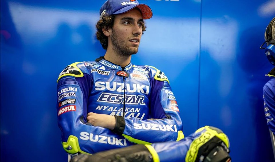 """MotoGP: Rins: """"I'll still have the same responsibilities without Iannone"""""""