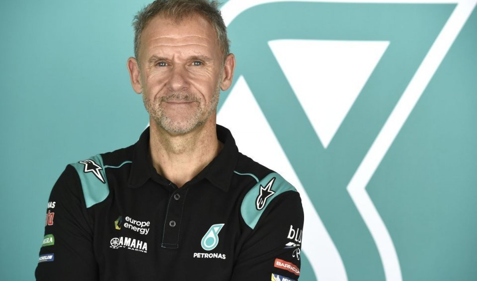 "MotoGP: Zeelenberg (Petronas): ""Agree to 2 races per GP, SBK style"""