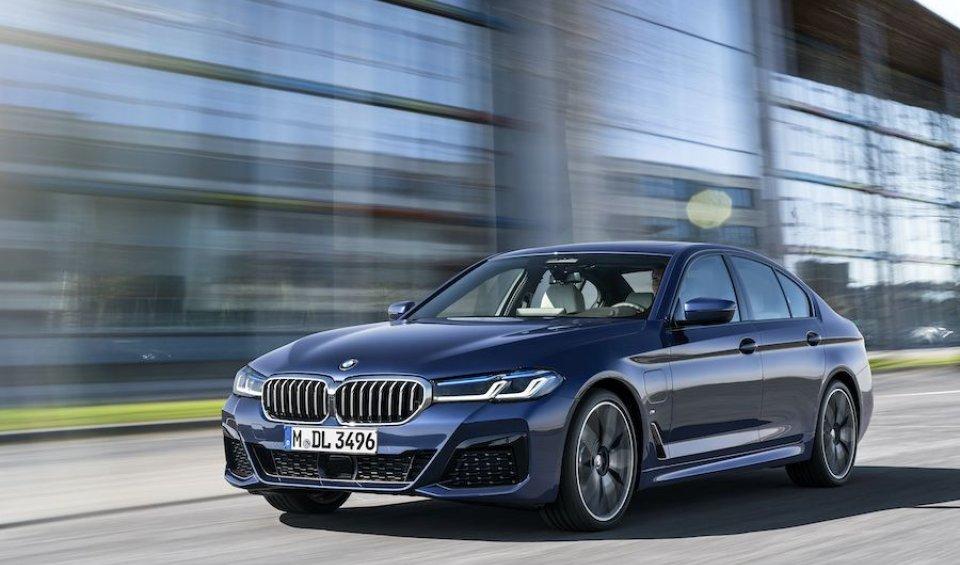 Auto - News: BMW World Premiere: Tutte le novità di Serie 5 e Serie 6 Gran Turismo