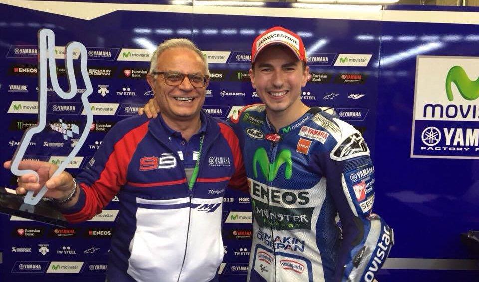 "MotoGP: Scribano: ""Compartment syndrome? No surgery as prevention."""