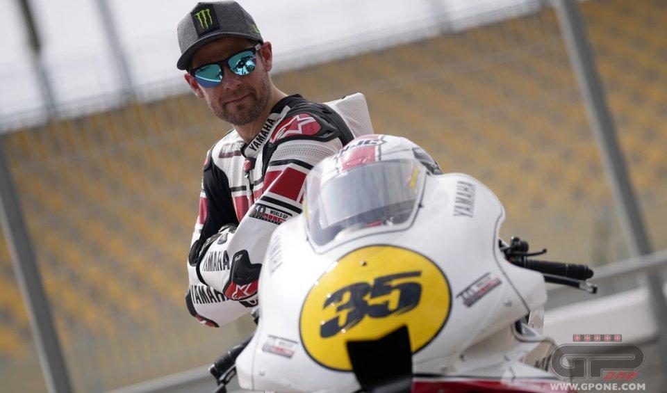 """MotoGP: Crutchlow: """"Non vedo l'ora di entrare di nuovo nello spirito di un GP"""""""