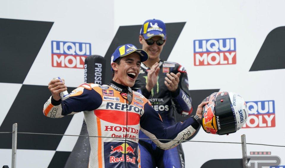 """MotoGP: Marquez ed il viaggio di 581 giorni: """"Il mio approccio alla vita è cambiato"""""""