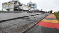 MotoGP: New asphalt: 20 minutes of extra practice at the Sachsenring