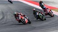 SBK: Aprilia, Ducati e Kawasaki in azione al Lausitzring