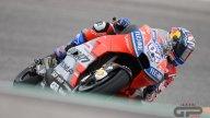 MotoGP: Dovizioso: devo iniziare a preoccuparmi delle gomme