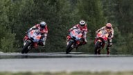 Ducati in the eye of the needle: Dovi and Petrux between Brno and Austria, risking it all