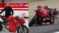 "Prodotto - News: Valia (Ducati): ""The development of the V4? I identified myself with the customer"""